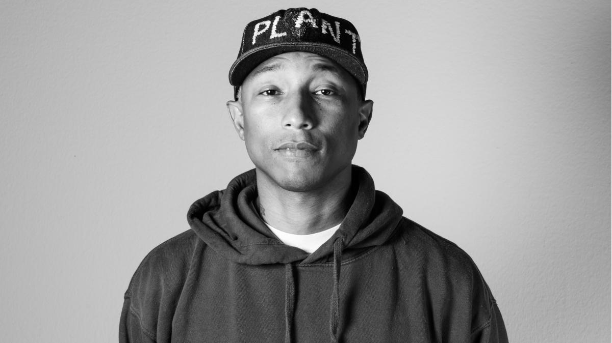 Pharrell Williams - An Aries And A Talented Music Producer